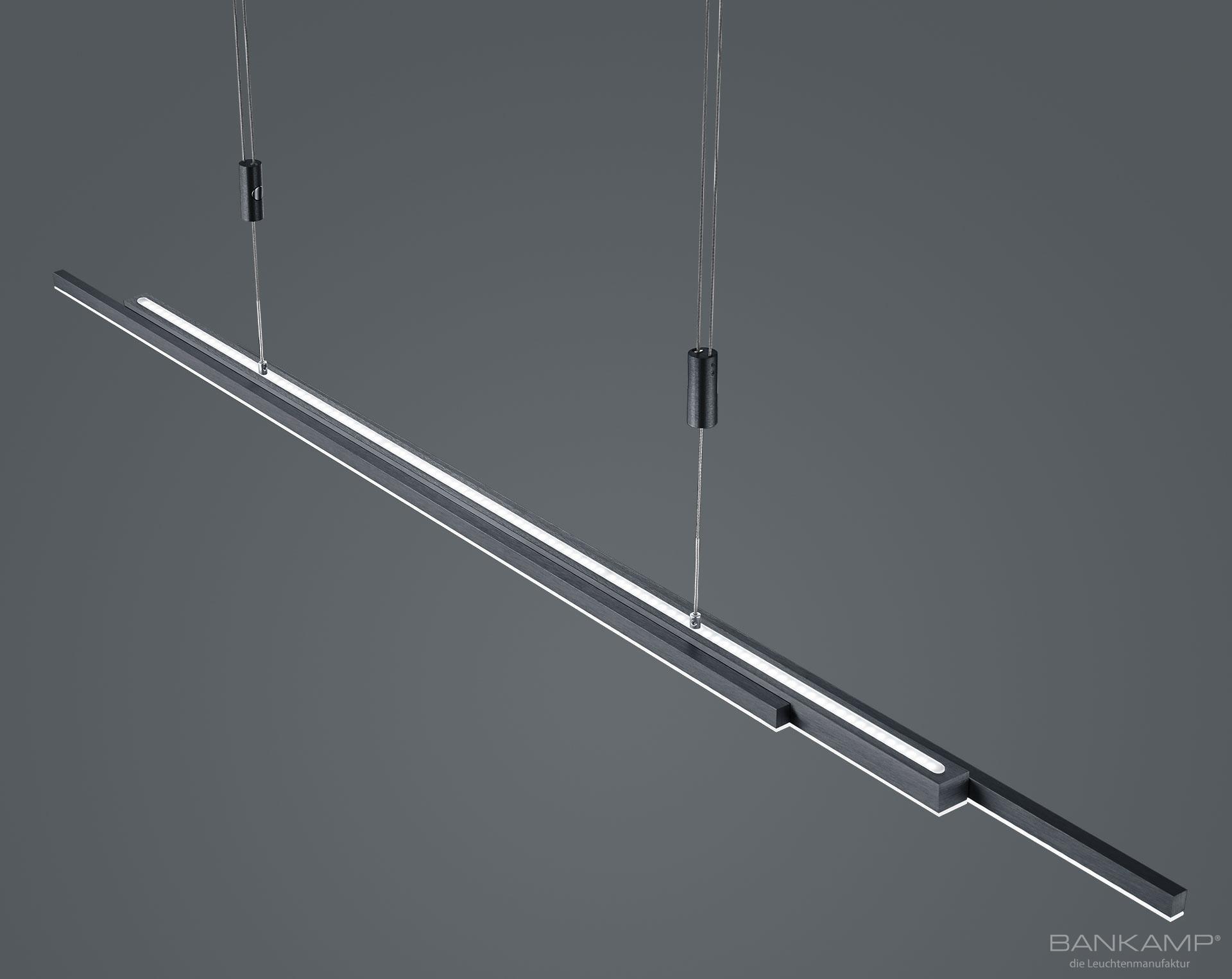 Lightline II  Pendelleuchte up + down