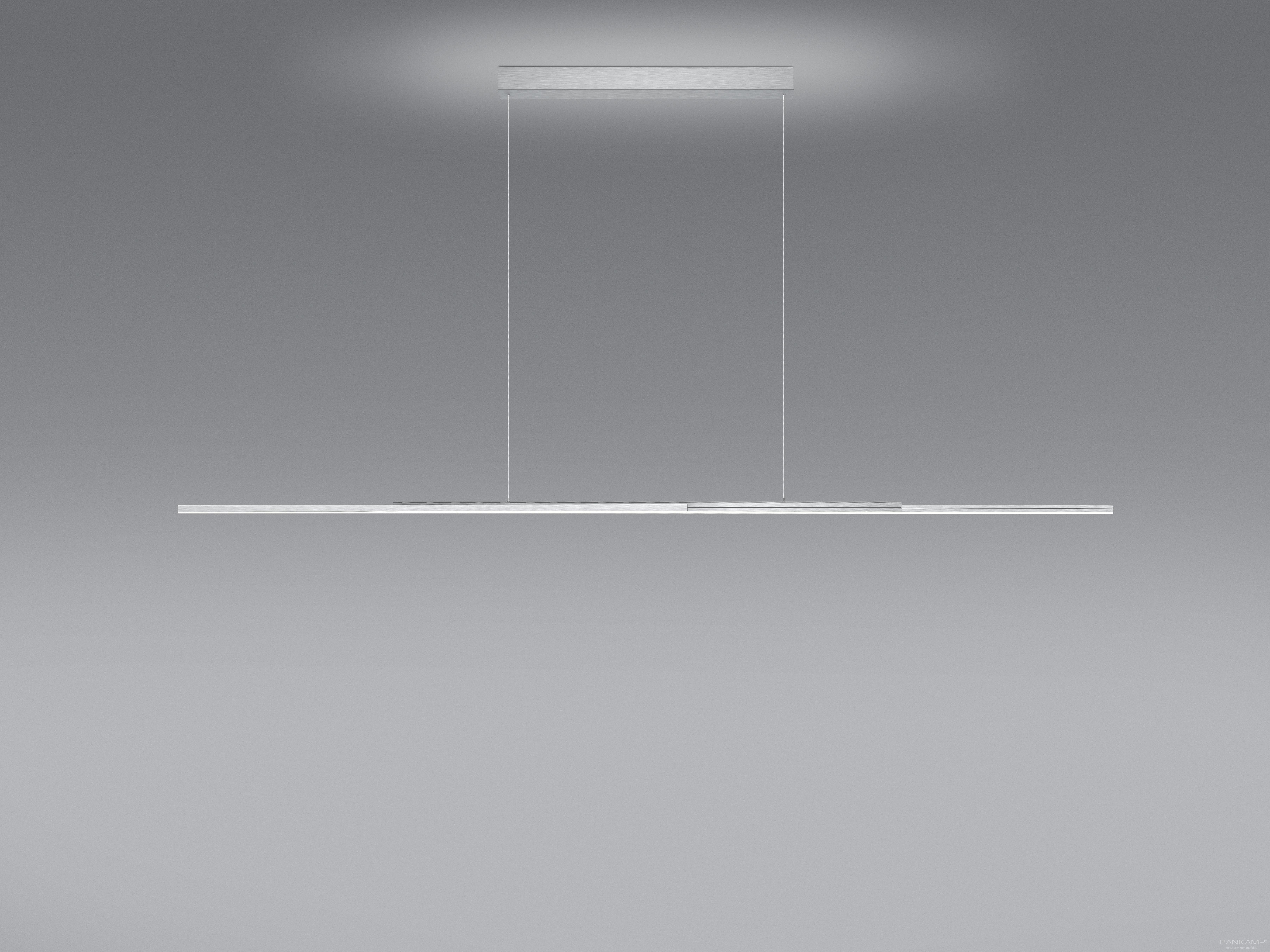 Lightline II  flex Pendelleuchte up + down
